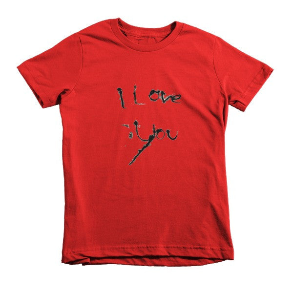 I Love You kids t-shirt - Finnigan Note - 6