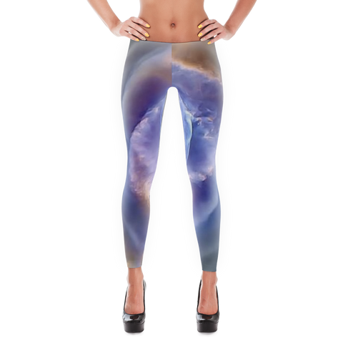 Cat's Eye Nebula Leggings - Finnigan Note - 1