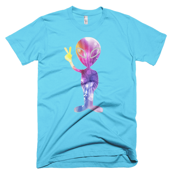 Special Cosmic Alien Short sleeve men's t-shirt - Finnigan Note - 6