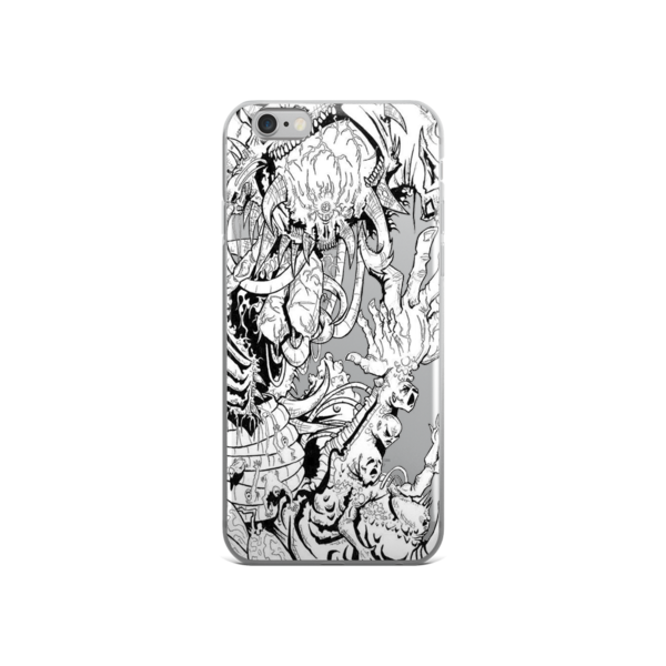 Transforming - iPhone case - Finnigan Note - 2