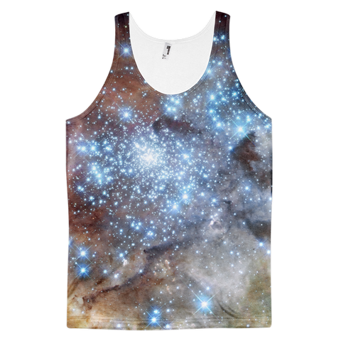 Baby Cluster Classic fit tank top (unisex) - Finnigan Note - 1