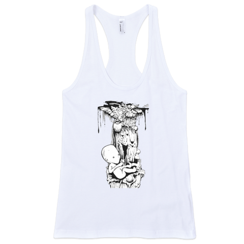 Birth Women's Tank Top - Finnigan Note - 1