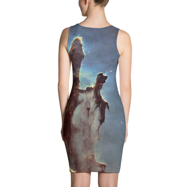 Eagle Nebula Dress - Finnigan Note - 2