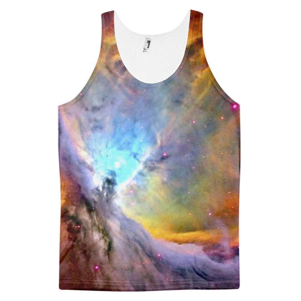 Orion Nebula Classic fit tank top (unisex) - Finnigan Note - 1