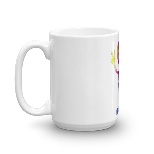 Rainbow Alien Mug - Finnigan Note - 6