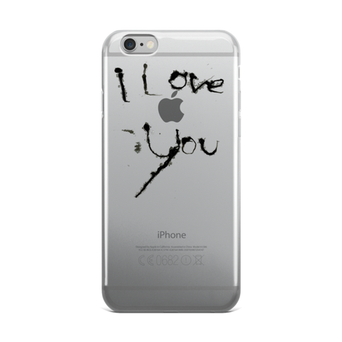 I Love You - iPhone case - Finnigan Note - 1