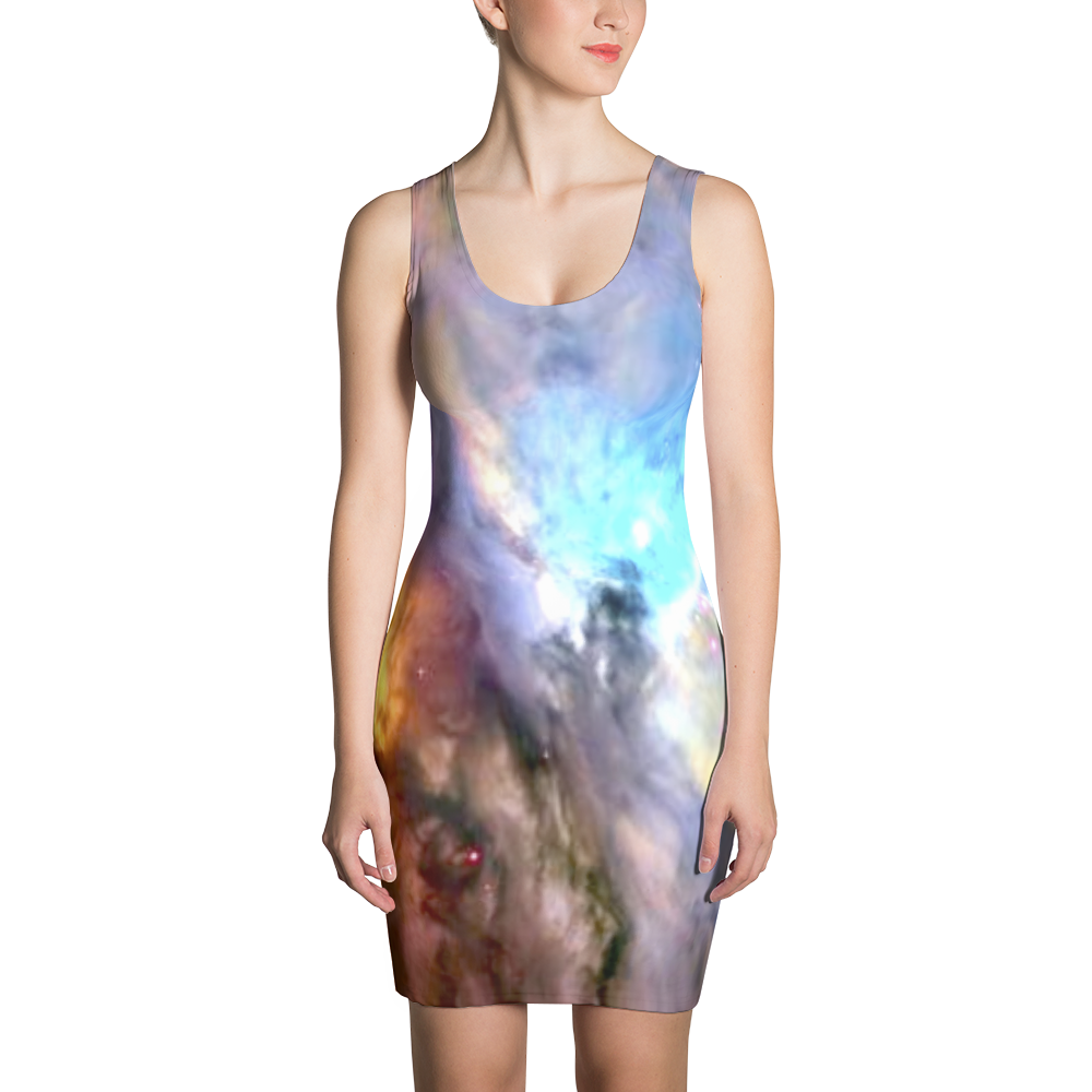 Orion Nebula Dress - Finnigan Note - 1