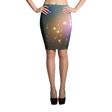 Dark Matter Pencil Skirts - Finnigan Note - 1