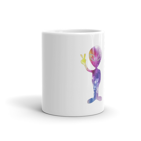 Rainbow Alien Mug - Finnigan Note - 4