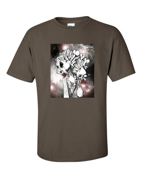 February by Roger Plymale T-shirt - Finnigan Note - 2