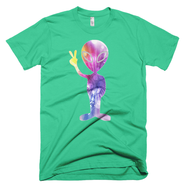 Special Cosmic Alien Short sleeve men's t-shirt - Finnigan Note - 4