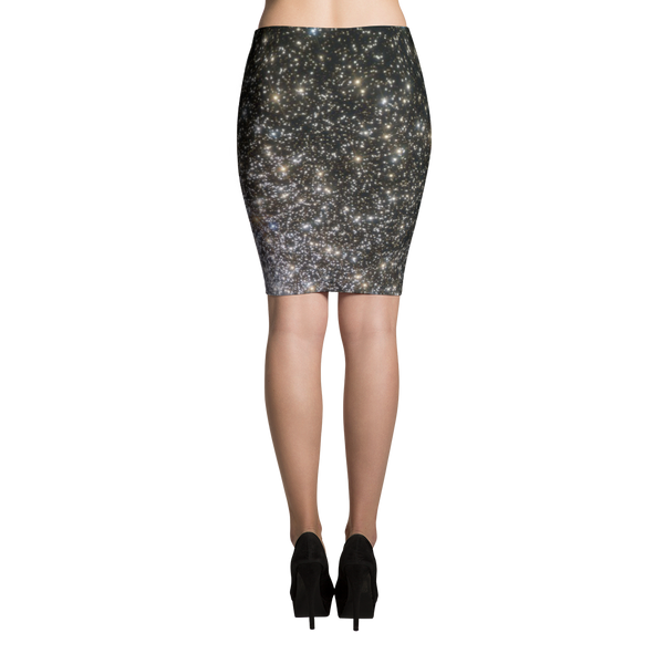 Star Cluster Pencil Skirt - Finnigan Note - 2