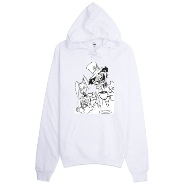 Tea Party Hoodie - Finnigan Note - 2