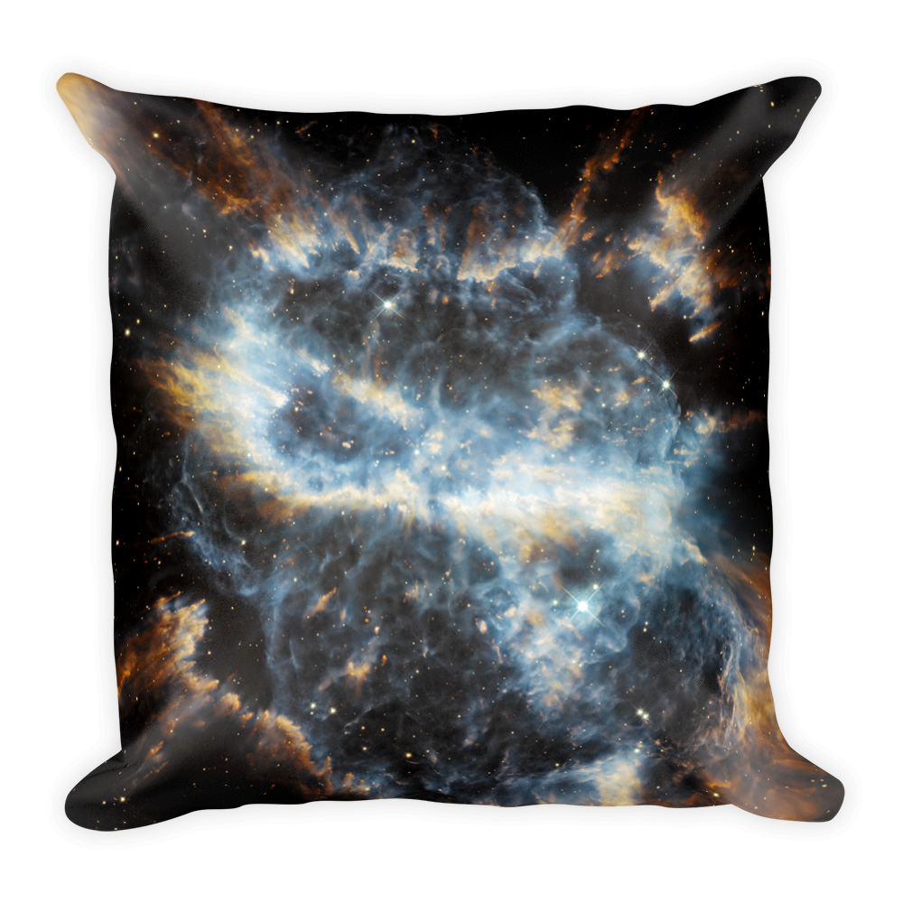Star Party Pillow - Finnigan Note - 1