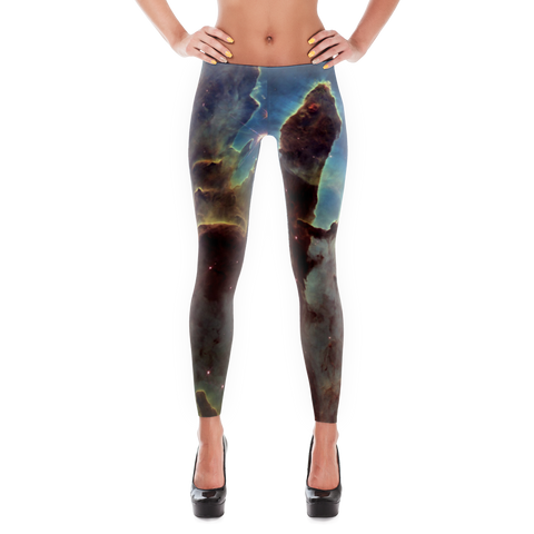 Eagle Nebula Leggings - Finnigan Note - 1