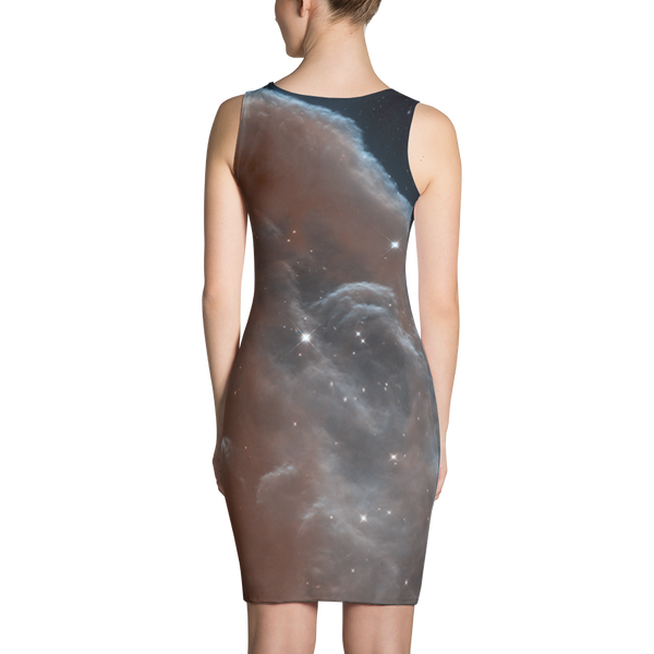Horsehead Nebula Dress - Finnigan Note - 2