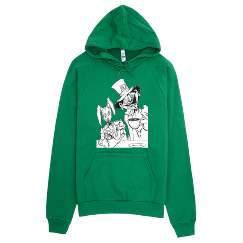 Tea Party Hoodie - Finnigan Note - 1