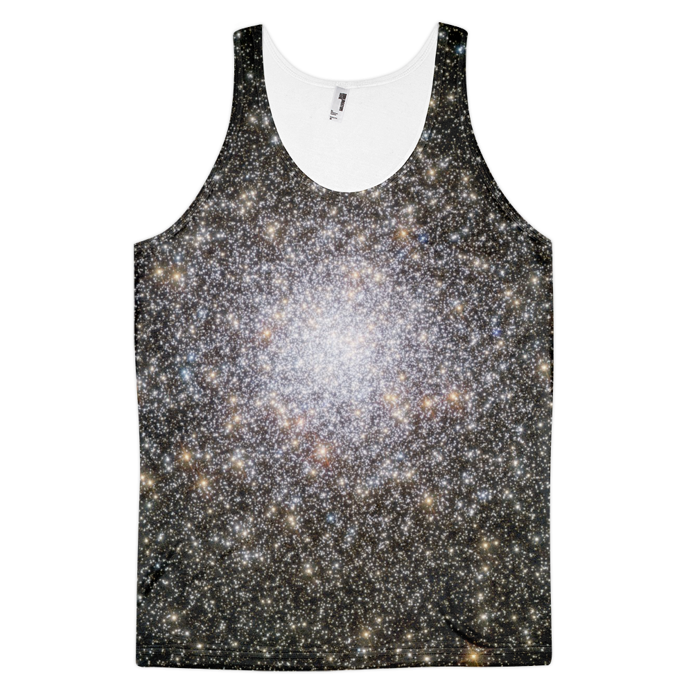 Star Cluster Classic fit tank top (unisex) - Finnigan Note - 1