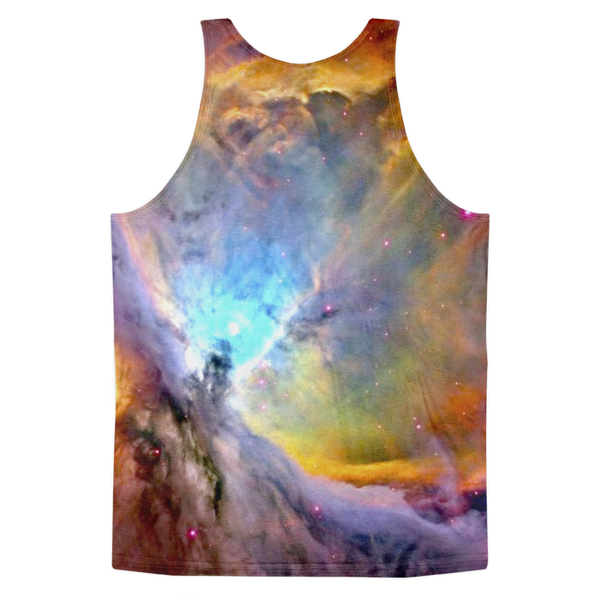 Orion Nebula Classic fit tank top (unisex) - Finnigan Note - 2