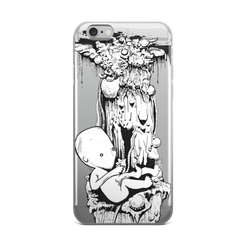 Birth iPhone case - Finnigan Note - 1