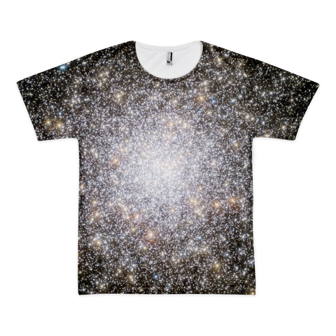 Star Cluster Short sleeve t-shirt (unisex) - Finnigan Note - 1