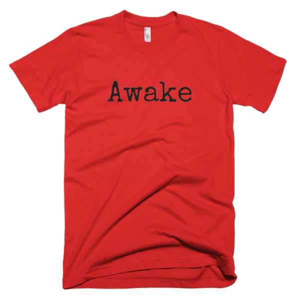 Awake Short sleeve men's t-shirt - Finnigan Note - 7