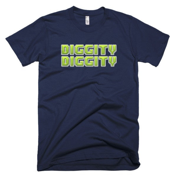 Diggity Diggity men's t-shirt - Finnigan Note - 3