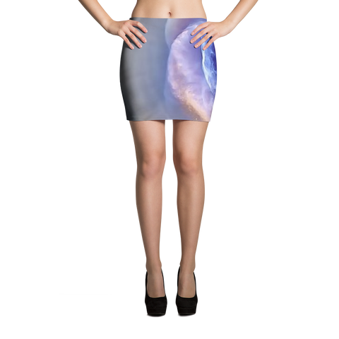 Cat's Eye Nebula Mini Skirt - Finnigan Note - 1