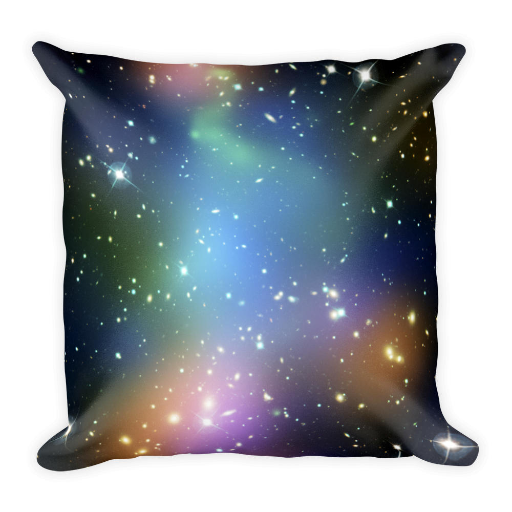Dark Matter Pillow - Finnigan Note - 1