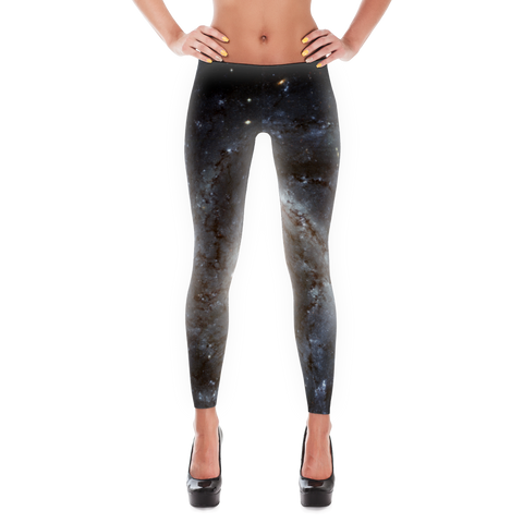 Spiral Galaxy Leggings - Finnigan Note - 1