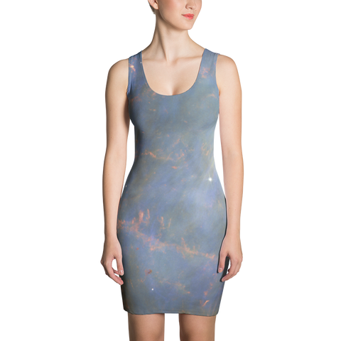 Crab Nebula Dress - Finnigan Note - 1
