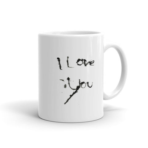 I Love You Mug - Finnigan Note - 1