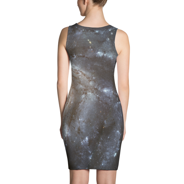 Spiral Galaxy Dress - Finnigan Note - 2