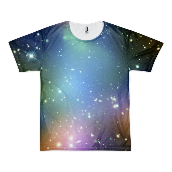 Dark Matter Short sleeve t-shirt (unisex) - Finnigan Note - 1