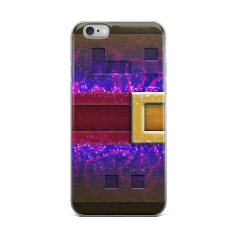 Enchanted Book iPhone case - Finnigan Note - 1