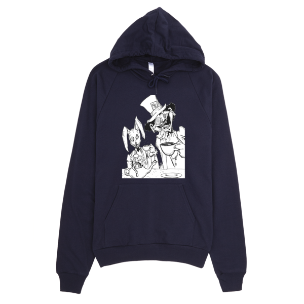 Tea Party Hoodie - Finnigan Note - 5