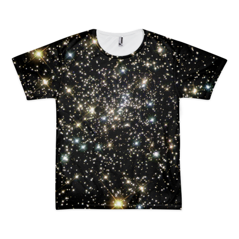 Holiday Lights Short sleeve t-shirt (unisex) - Finnigan Note - 1