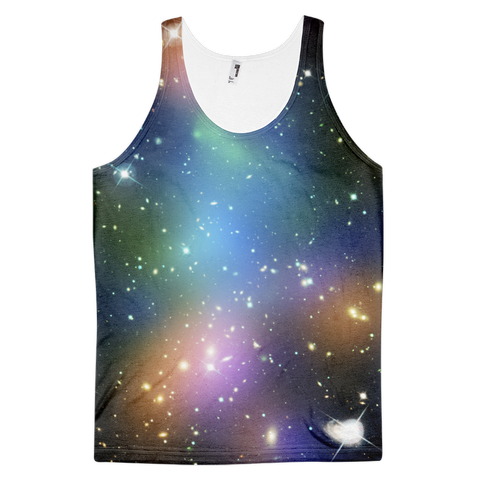 Dark Matter Classic fit tank top (unisex) - Finnigan Note - 1