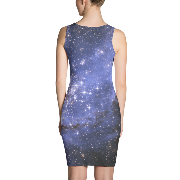 Blue Stars Dress - Finnigan Note - 2