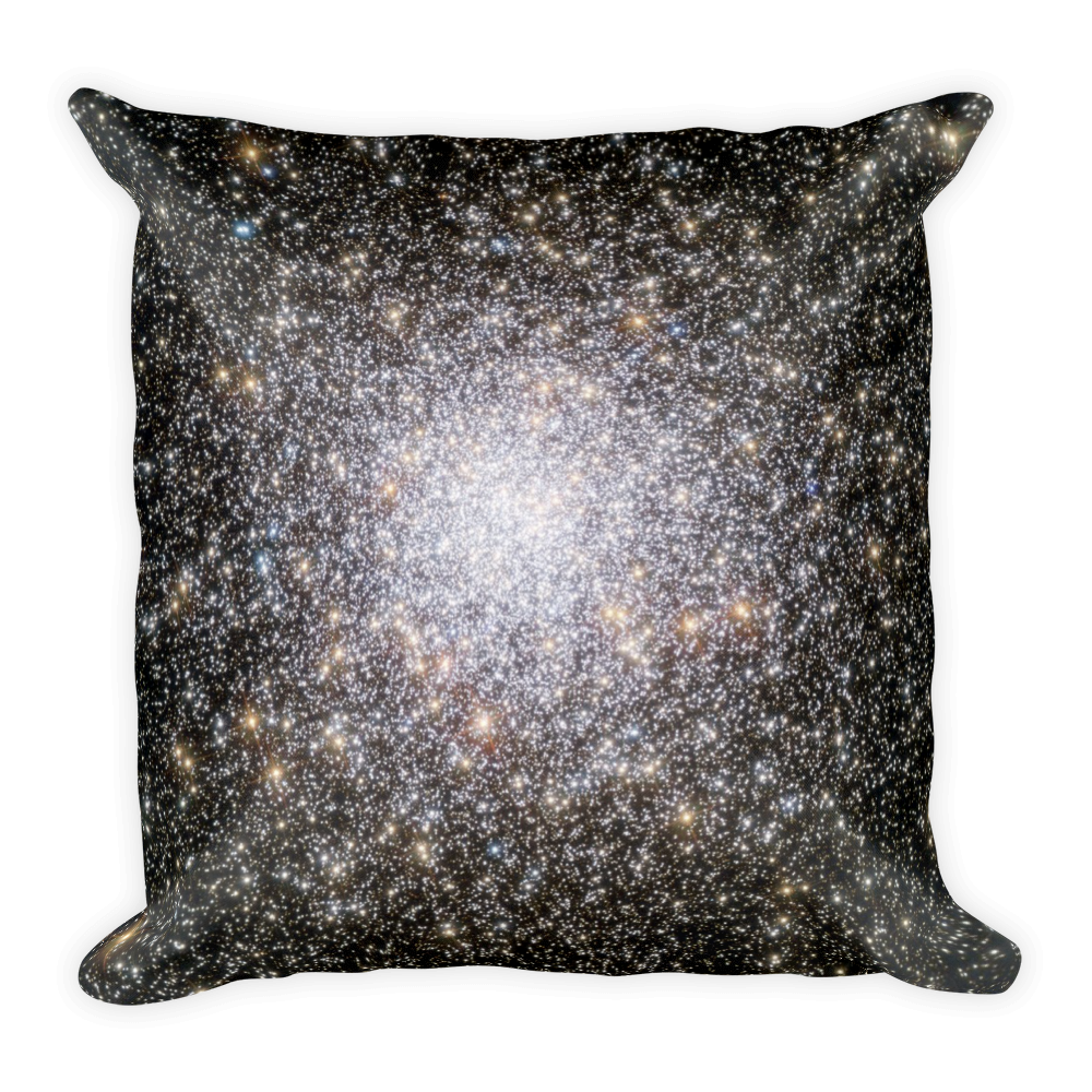 Star Cluster Pillow - Finnigan Note - 2