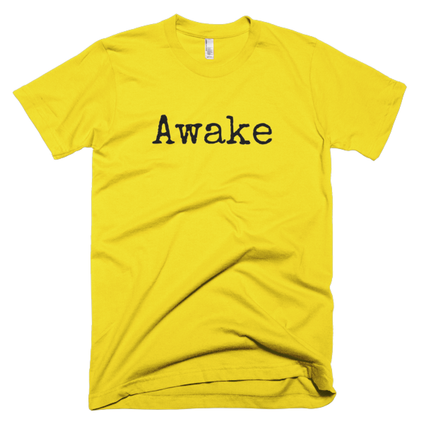 Awake Short sleeve men's t-shirt - Finnigan Note - 6
