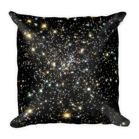Holiday Lights Pillow - Finnigan Note - 1
