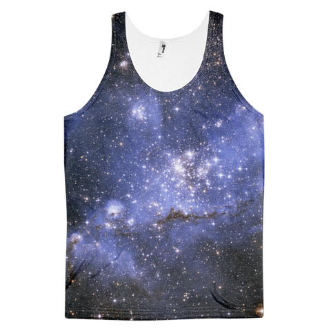 Blue Stars Classic fit tank top (unisex) - Finnigan Note - 1