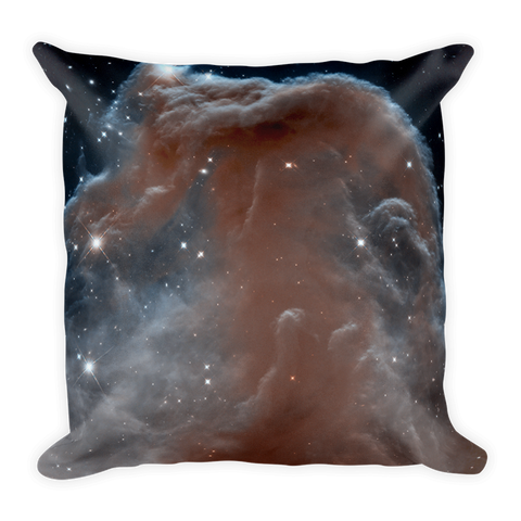 Horsehead Nebula Pillow - Finnigan Note - 1