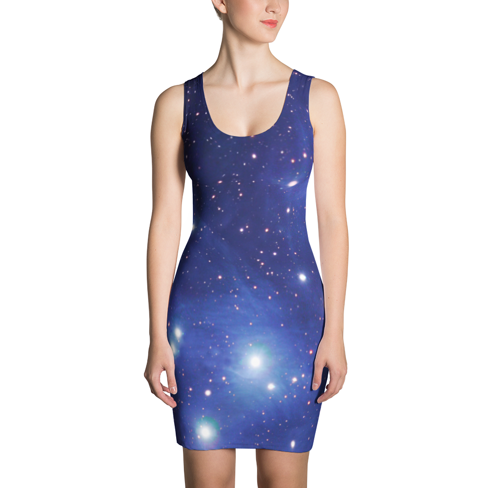 Pleiadian Star Child Dress - Finnigan Note - 1