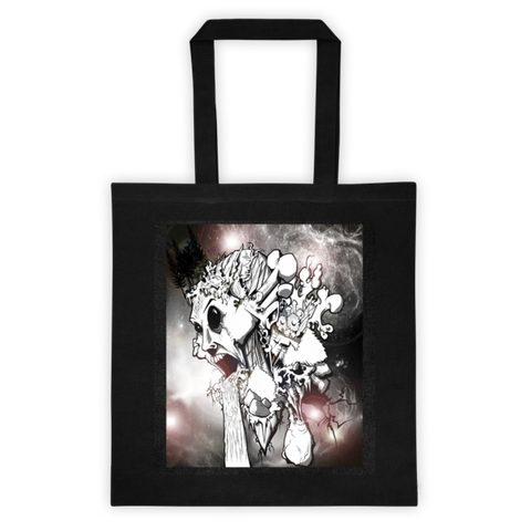 February by Roger Plymale Small Tote Bag - Finnigan Note
