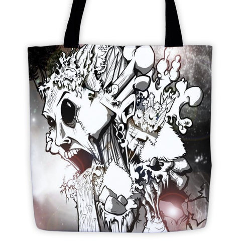 February by Roger Plymale Tote Bag - Finnigan Note