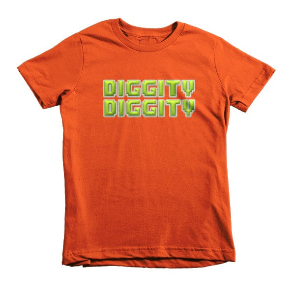 Diggity Diggity kids t-shirt - Finnigan Note - 7