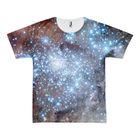 Baby Cluster Short sleeve t-shirt (unisex) - Finnigan Note - 1
