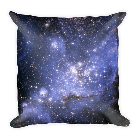 Blue Stars Pillows - Finnigan Note - 1